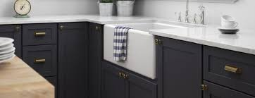 navy blue kitchen cabinet pulls brass finish collection shop industrial home hardware