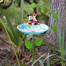 Mickey Minnie Bathroom Decor by Disney Licensed Garden Decor Mickey Mouse Decor Garden And