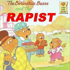 berenstein bears books berenstain bears cover 3 by andrewtodaro on deviantart