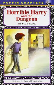 horrible harry and the dungeon suzy frank remkiewicz
