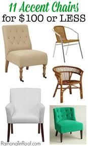 Affordable Accent Chair Best Sources For Affordable Accent Chairs