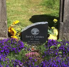 garden memorial stones surprising idea garden memorial stones for s ashes and