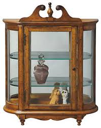 wall mounted curio cabinet westbrook wall mounted curio cabinet vintage oak finish free