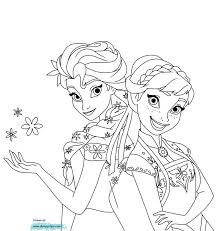 disney frozen fever coloring pages free disney frozen fever