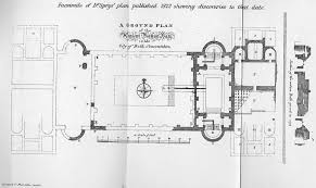 royal courts of justice floor plan the project gutenberg ebook of the excavations of roman baths at