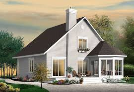 house plans small cottage stunning a frame 4 bedroom cottage house plan drummond house