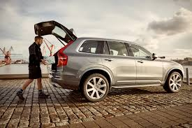 volvo web volvo now lets you have christmas shopping delivered directly to