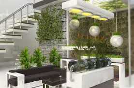 Interior Landscape Sustainability Through Vegetation Landscape Design