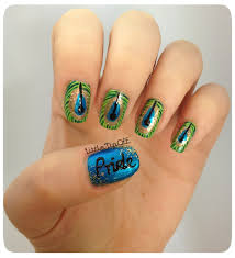 seven deadly sins nail tutorial pride faceless promotions