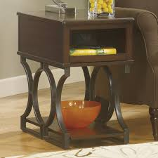 furniture chairside tables sofa side table with storage