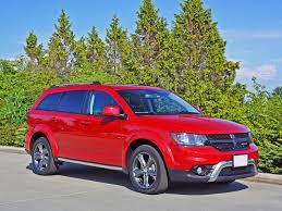 Dodge Journey 2015 - 2015 dodge journey crossroad v6 awd road test review carcostcanada