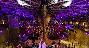 christmas party venues london 2016 the events mill