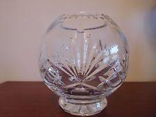 Rogaska Crystal Vase Rogaska Crystal Ebay