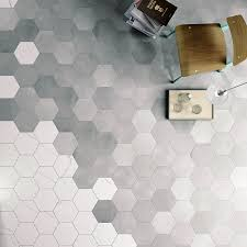 Bathroom Floor Tile Designs Hexagon Mosaic Floor Tile Hexagon Mosaic Bathroom Floor Tiles