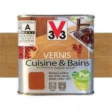 v33 cuisine et bain v33 vernis cuisine et bains chêne doré satin pas cher en ligne