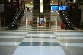 terrazzo spotlight airport design doyle dickerson terrazzo