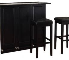Folding Home Bar Cabinet Crosley Furniture Alexandria Expandable Bar Cabinet In Classic