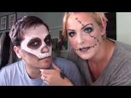 voodoo witch doctor makeup tutorial youtube