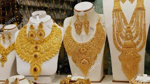 dubai gold souk city of gold amazing gold collection jewellery