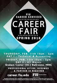 Fiu Resume Upcoming Events Career Fair At Mmc Day 2 U2013 All Majors Fiu Calendar