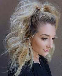 shoulder hairstyles with volume 25 elegant ponytail hairstyles for special occasions ponytail