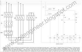 3 phase motor star delta starter circuit odsolar