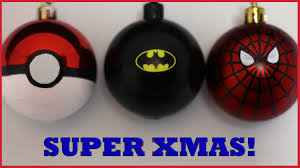 marvel and dc and super hero decorations and more youtube