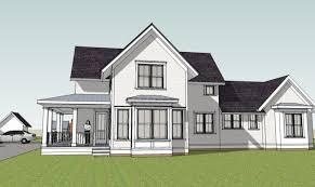 20 artistic simple 2 story farmhouse plans architecture plans