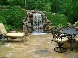 Backyard Waterfall Ideas by Best 25 Diy Pondless Waterfall Ideas Only On Pinterest Diy