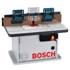 bosch table saw accessories bosch ra1171 39545 x 25 1 8 inch aluminum fence cabinet style router