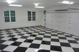 the benefits of vinyl composite tile vct garage flooring all