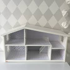 Modern Dollhouse Furniture Diy Just Finished The Renovation Of My Lundby Dollhouse