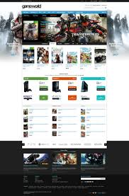 game store shopify theme gameworld by tvlgiao themeforest