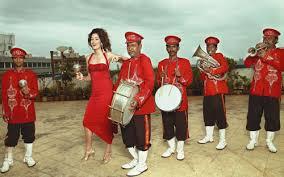 indian wedding band bandstanding