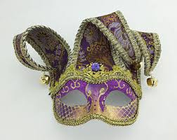 jester masquerade mask jester mask etsy