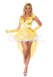 Halloween Costumes Belle Beauty Beast Disney Princess Belle Beauty Beast Fancy Dress