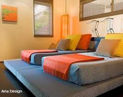 orange and blue bedroom 25 bold bedroom designs created with bright bedroom colors