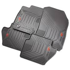 floor mats ford ee8z 5413300 aa st floor mat all weather with st logo