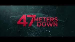 27 Meters In Feet by Second Trailer For U002747 Meters Down U0027 Movie Released U2013 Deeperblue Com