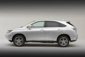 view the lexus rx hybrid lexus rolls out 2010 rx350 and rx450h at la show