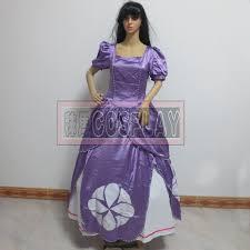 Halloween Costumes Sofia Cheap Princess Sofia Dress Women Aliexpress