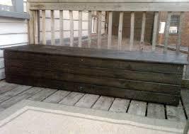 Deck Storage Bench The 25 Best Deck Storage Bench Ideas On Pinterest Deck Storage