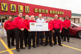 valu home centers thank you from valu home centers and habitat