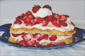 double decker strawberry shortcake melissassouthernstylekitchen com