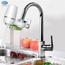 kitchen water filter faucet water purifier faucet activated carbon ceramic water filter tap