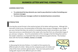 Closing In Business Letter by Business Letter Format U2013 Download Samples Of Business Letter Templates