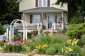 porch landscaping ideas for your front yard and more