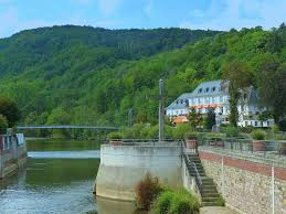 Bad Kreuznach Hotels Panoramio Photo Of Bad Kreuznach Kurpark Mühlenteich Und Nahe