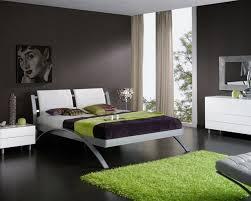 Light Green Bedroom - bedroom enchanting modern black and green perfect color bedroom