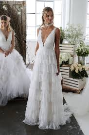 marchesa wedding dresses marchesa notte fall 2018 wedding dress trends 2018 popsugar
